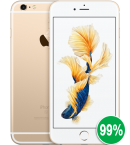 Apple iPhone 6s Plus 64GB - Gold 99%
