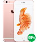 Apple iPhone 6s Plus 64GB - Rose Gold 99%